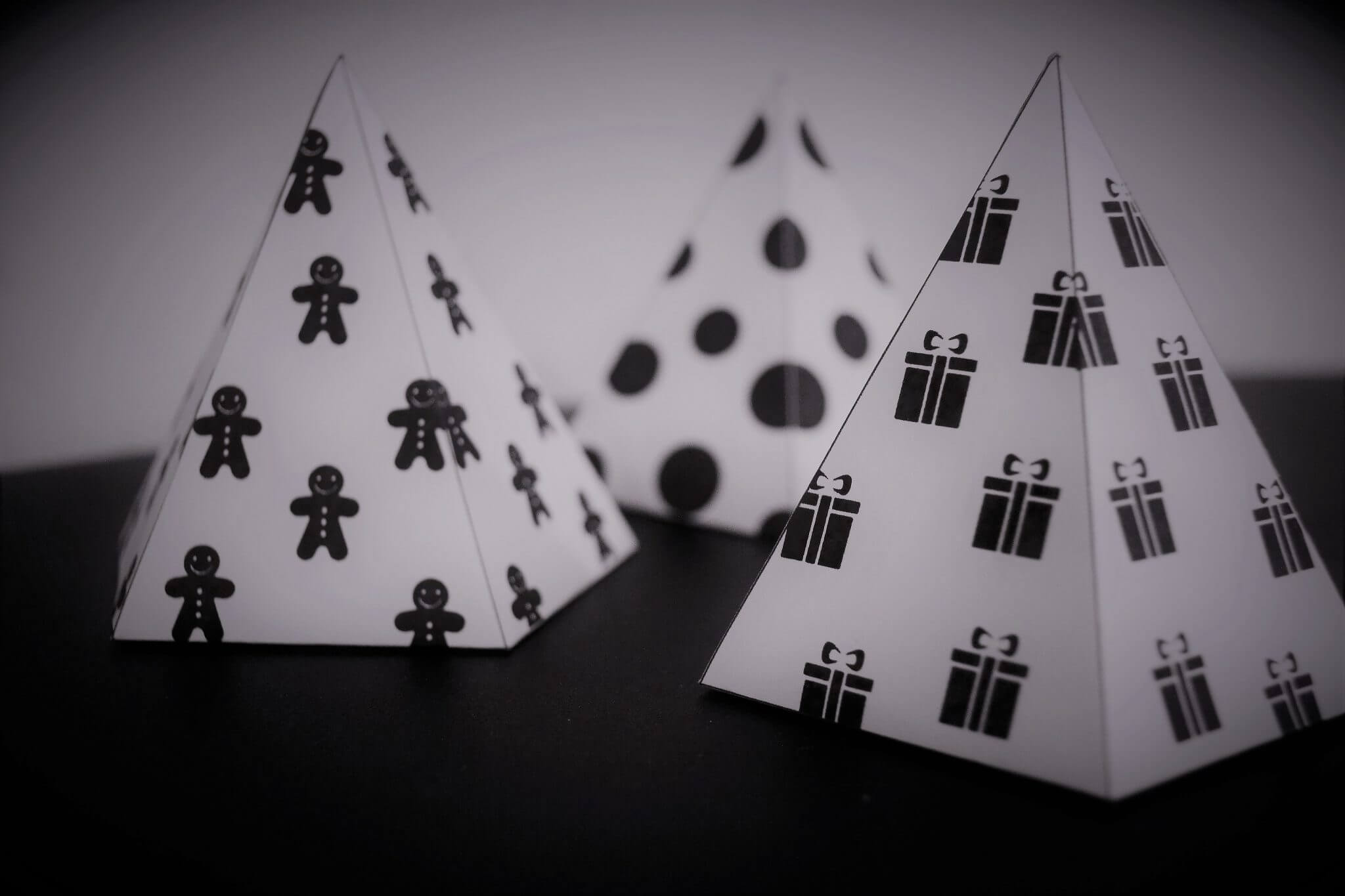 De feestdagen en minimalisme. Deel 3: 'minimale' kerstcadeaus.