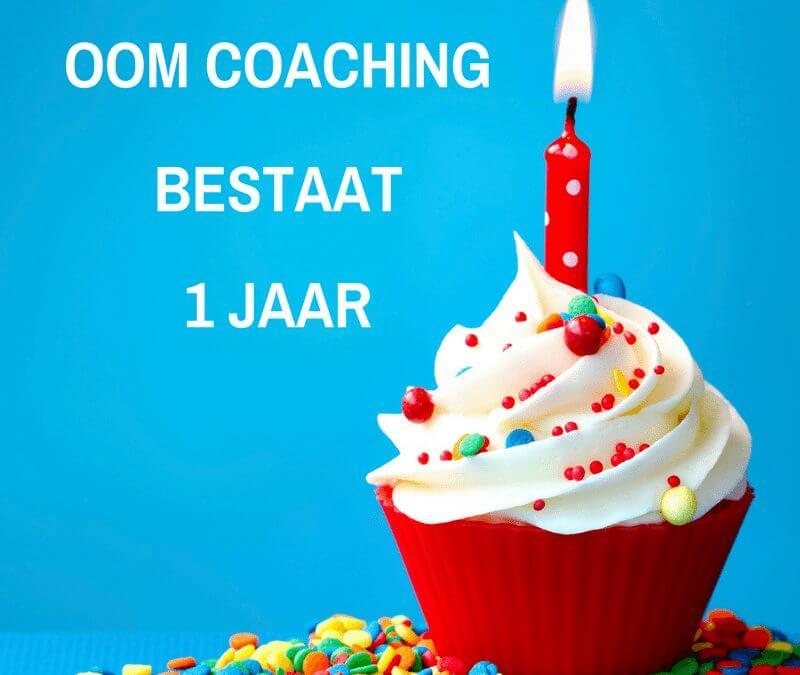 Oom Coaching Bestaat Vandaag 1 Jaar Annelies Minimaliseert